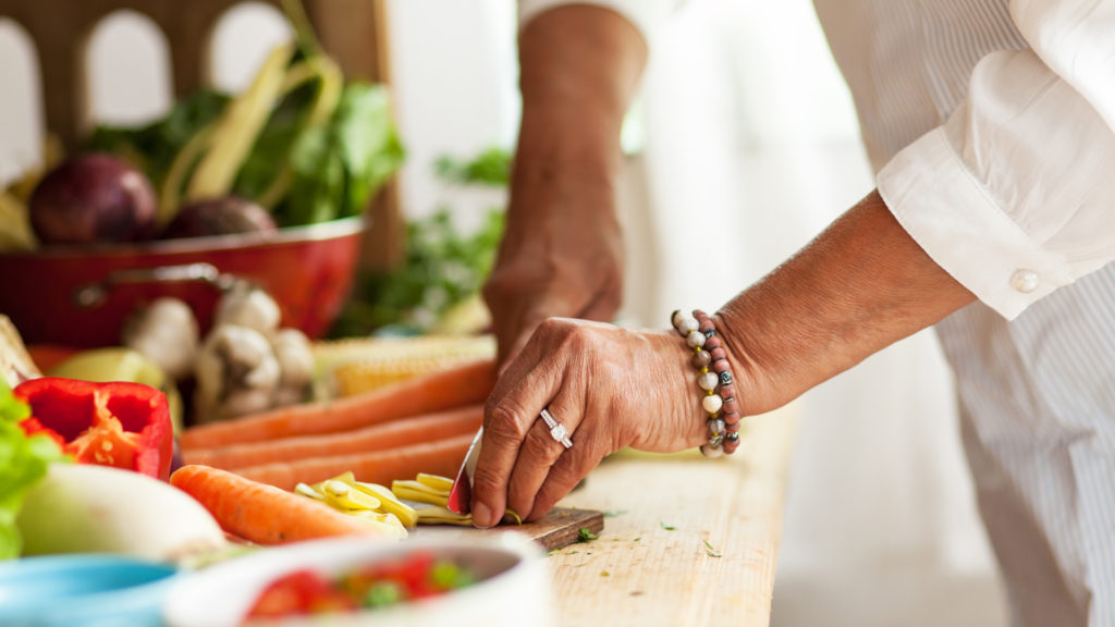The Tips of Healthy Eating for Seniors